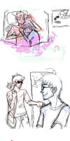 You are Dave Strider WIP by SpiffyBanana