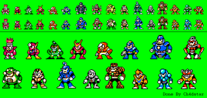Upgraded Sprites for Few RMs by Ch4dStar
