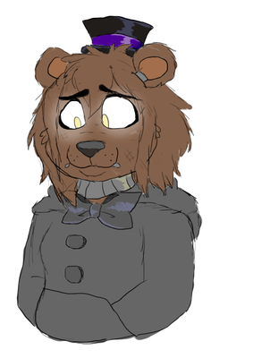 Amber The Bear by kate2002345