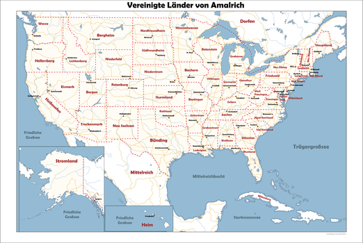 What if the USA had german names by Arminius1871