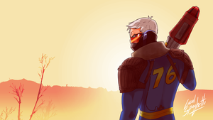 [Crossover] Survivor: 76 by LocalSpaghetto