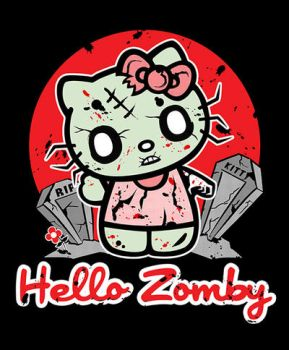 Hello Zomby by thaderules