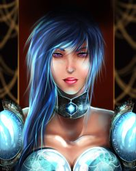 The frost chevalier by DiV4Online