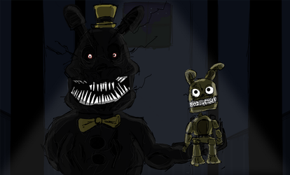 FNAF - Having Nightmares Again? by ThisThatMeerkat