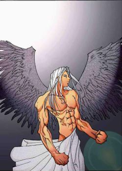 Ancient Stuff 17: Angel alt. version by tognin