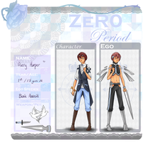 Zero Period: Avery Harper by Everluffen