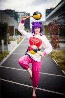 Unpolished Gem by Rinaca-Cosplay