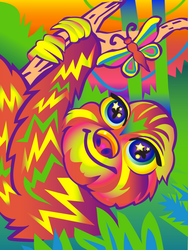 Rainbow Sloth by fig13