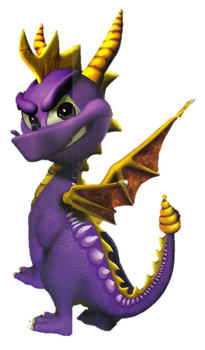 Spyro: Attack of the Rhynocs - Main by PaperBandicoot