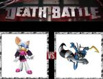 Request #111 Rouge vs Sly by LukeAlanBundesen