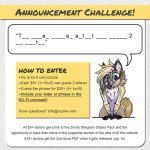 CSZ - Issue 2 - Final Event Announcement Challenge by Temrin