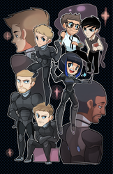 Pacific Rim by geekysideburns