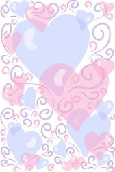 Hearts Background  by MLPAristiscCSketch