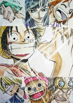 One Piece by WishOfBlood