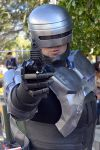 Robocop Cosplay at 2018 Sydney Supanova by rbompro1