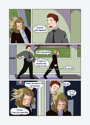 Mountain Divide - Unwanted Attention - Pg 26 by curiousdoodler