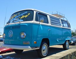 VW Van by Calypso1977