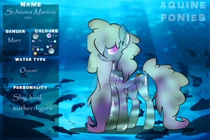 Schiuma Marina Prompt sheet by Darumemay