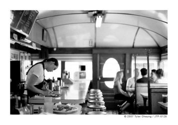 Miss Albany Diner by JTF-5128