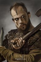 Floki #Vikings by Tomtaj1