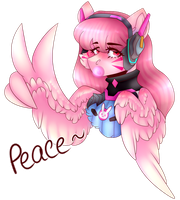 peacee by SugaryNoodle