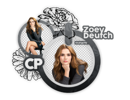 Png Pack 890 - Zoey Deutch by confidentpngs