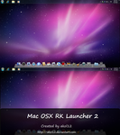 Mac OSX RK Launcher 2 by akol12