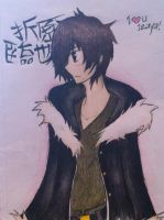 izaya! by animenerdz824