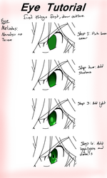 Meliodas Eye Tutorial by hells--gate