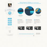 Homepage Design by WillyEpp