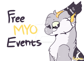 Tarrions Free MYO Events by Furyono