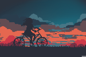 26 - Bike by Xienne