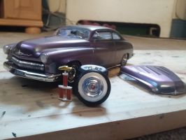custom 1949 Mercury Monetery by JSMRACECAR03
