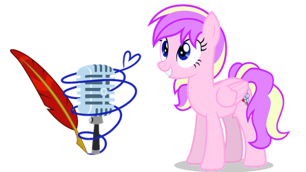 Quirky Craft OC and Cutie Mark by QuirkyCraft