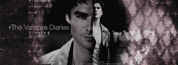 The Vampire Diaries - France by N0xentra