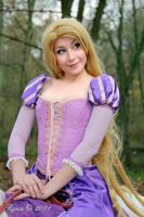 Rapunzel by NikitaCosplay