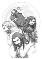 The Hobbit by linvathan