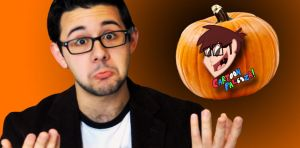CP Titlecard: Halloween Mystery Review by Tedzey71