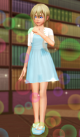 Namine (dress + jacket) DL by Reseliee