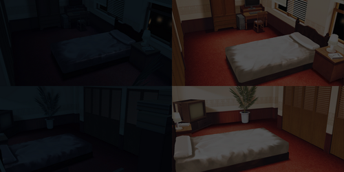 CM3D2 : Stage (My Bed Room) by Jalmod