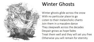 Winter Ghosts by demonrobber