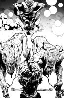 Undertow #3 presents The Forgetting Pt. 2, Pg.13 by ADAMshoots