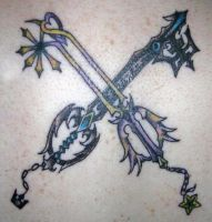 New KH2 tattoo by PastureOfPuppets