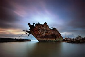 Forgotten Tales of the Sea by dzian