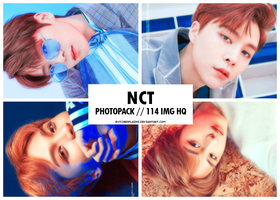 NCT - photopack #02 by butcherplains