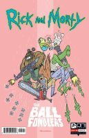 RICK and MORTY 6 Ball Fondlers by Andrew-Ross-MacLean