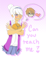 //can you teach me? by my-shows