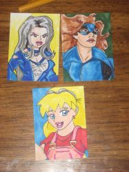 ACEO'S for DestinyHelix by MichaelJ83