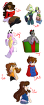 Xmas 2015 Gifts by pianobelt0