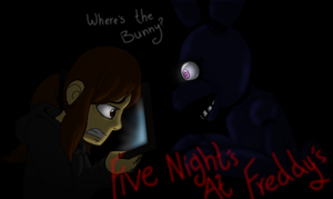 Five Night's at Freddy's by EmMonsta